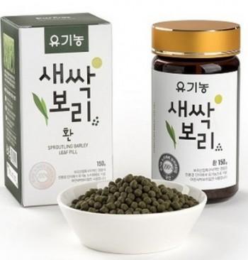 새뜸원 유기농 새싹보리 환 150g