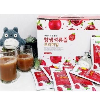 참샘 석류 프리미엄 30포 발효숙성 석류즙